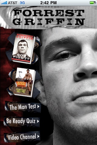 Forrest Griffin screenshot-0