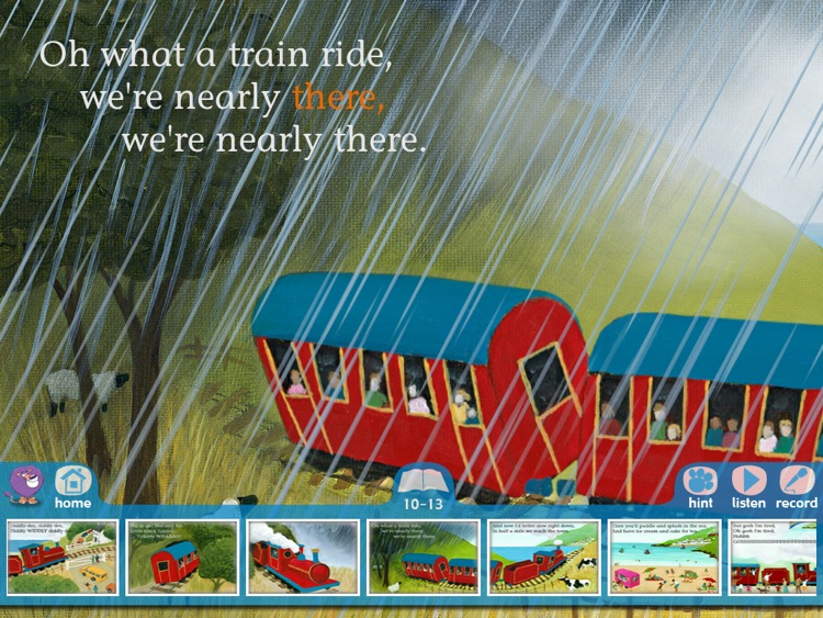Collins Big Cat: The Steam Train Story Creator