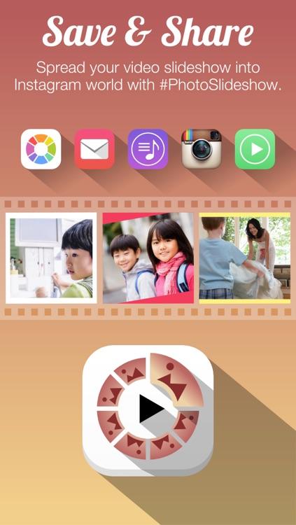 Photo Slideshow Free - Create Slideshow with Transitions and Background Music screenshot-4