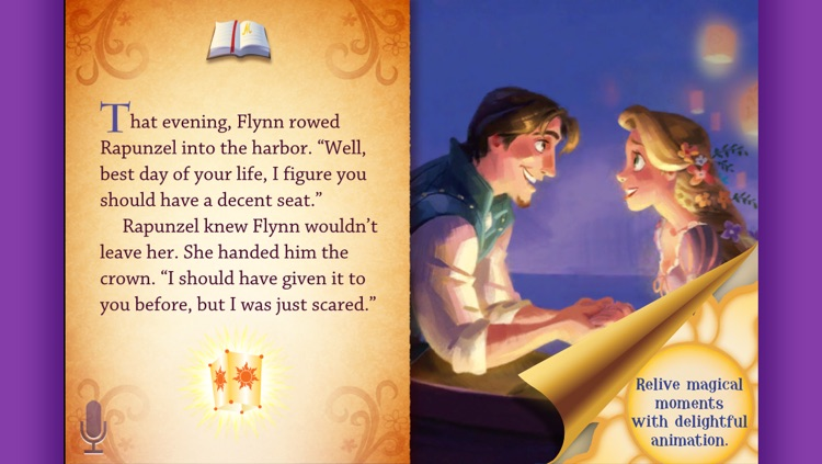 Tangled: Storybook Deluxe screenshot-1