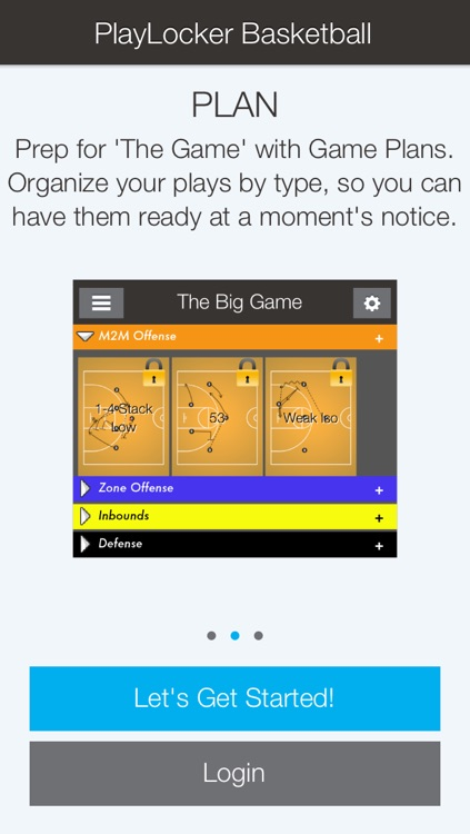 PlayLocker Basketball screenshot-3