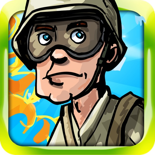 Super Soldier Bounce icon