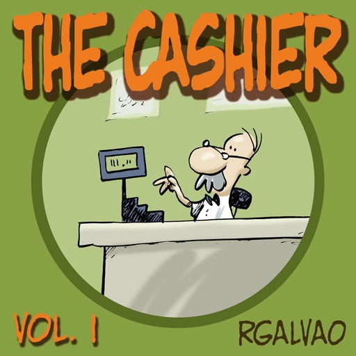 The Cashier Comic Strips Vol. 1