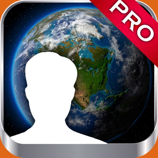 Friend Spotter Pro - 3D Globe for Facebook