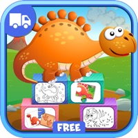 Codes for Dinosaurs Activity Center Paint & Play Free - All In One Educational Dino Learning Games for Toddlers and Kids Hack