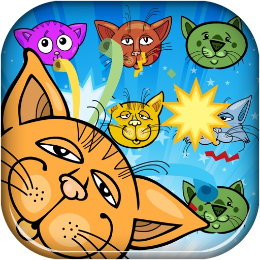 Cat Puzzle Piece Match Up Quest - Kitty Matching Click Play Blitz Free
