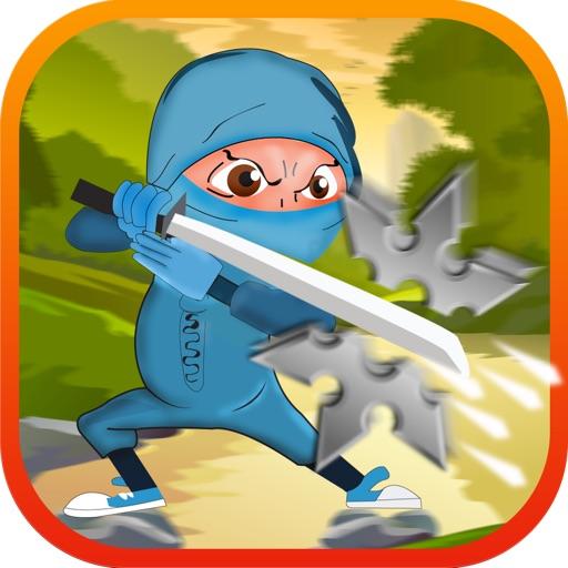 Ninja Throwing Star Puzzle Mania - Block Jigsaw Quest Pro