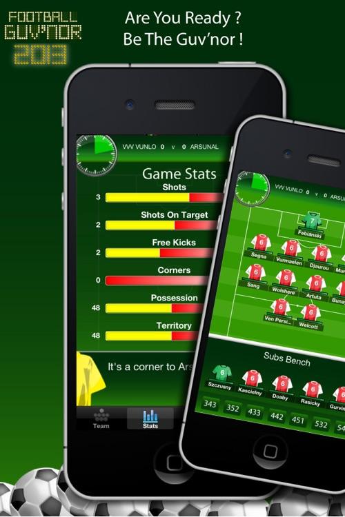 Football Guv'nor screenshot-4