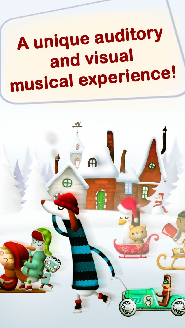 Christmas Songs Machine FREE- Sing-along Christmas Carols for kids ...