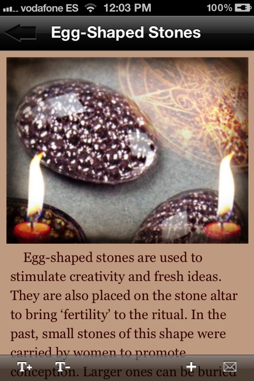 Stones in Magick screenshot-3