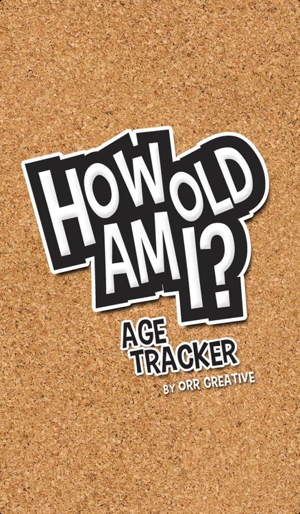 How Old Am I? - Age Tracker screenshot-4