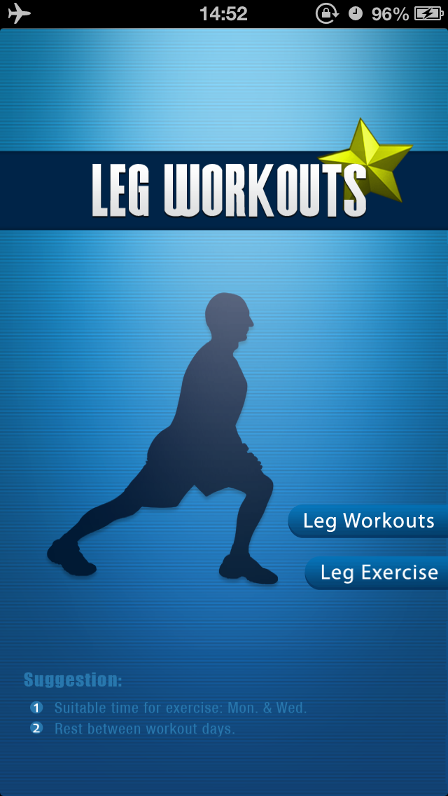 Leg Workouts - Striking A Perfect Lower Body Curve with Leg Workouts-0