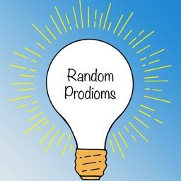 Random Prodioms