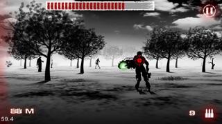 Zombie Run Game screenshot two