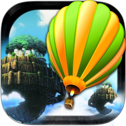 Ultimate Floating Castle Adventure - Medieval Laputa Explorer Challenge