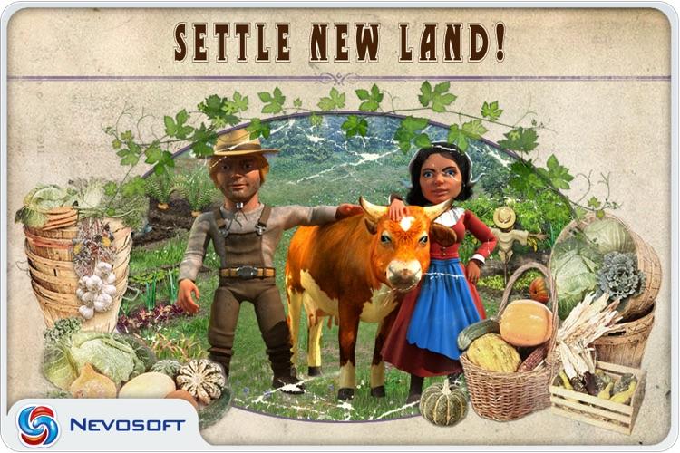 Pioneer Lands: western settlers strategy screenshot-3