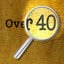 Over 40 HD Magnifier
