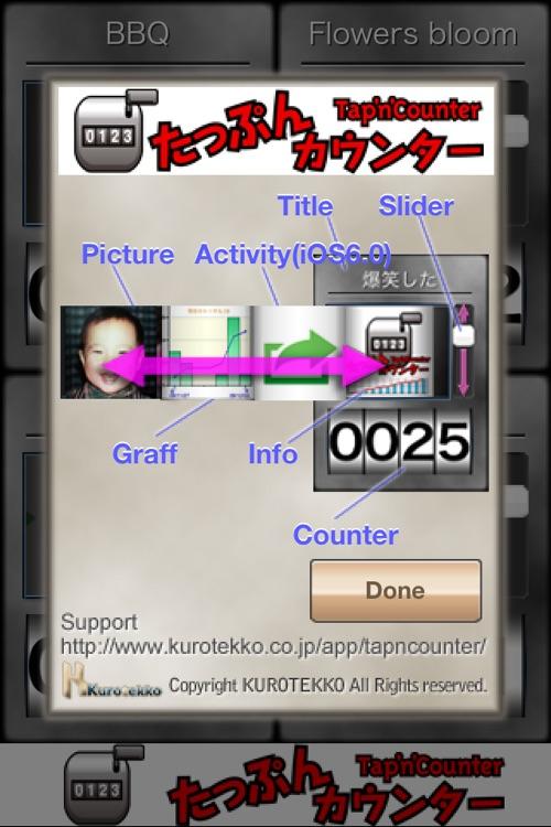 Tap 'n' Counter screenshot-3