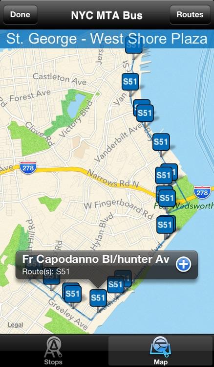 InTime NYC Bus screenshot-3