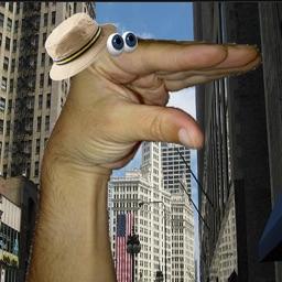 Mr. Hand Puppet