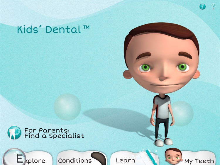 KidsDental screenshot-0