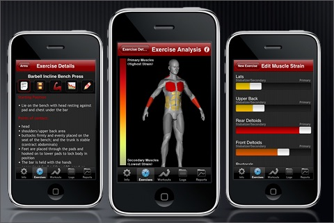 THI Personal Trainer Lite screenshot-1