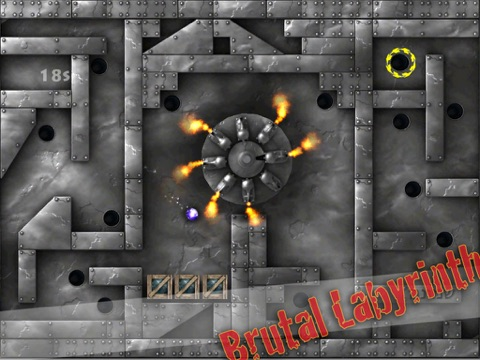 Brutal Labyrinth Screenshot