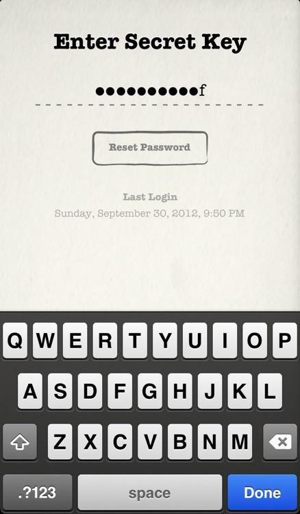 Diary screenshot-4