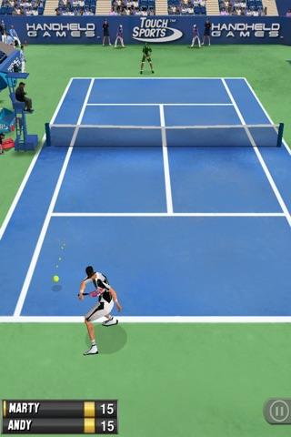 TouchSports Tennis 2012のおすすめ画像1