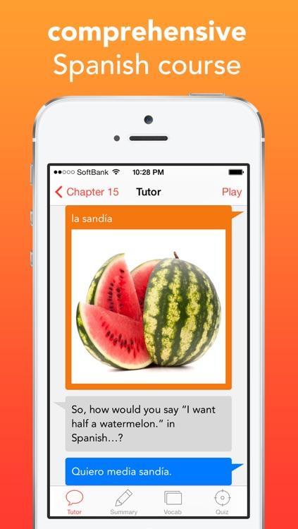 Mirai Spanish screenshot-2