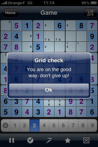Sudoku Infinite Screenshot
