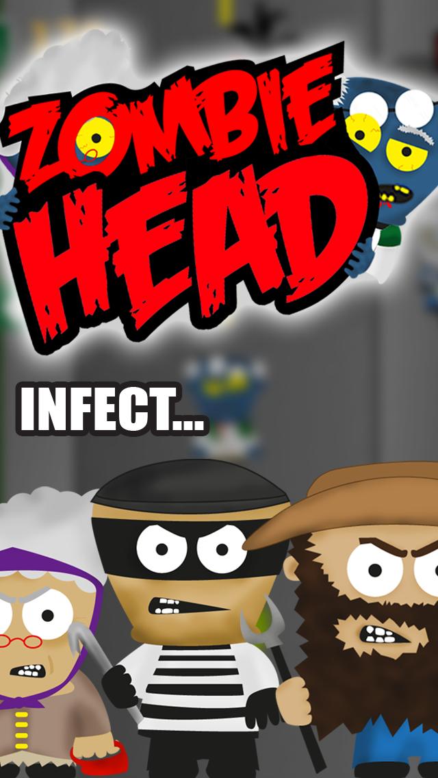 A Zombie Head Free HD - Virus Plague Outbreak Runのおすすめ画像2