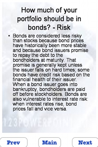 Learn Bonds Investing screenshot-4