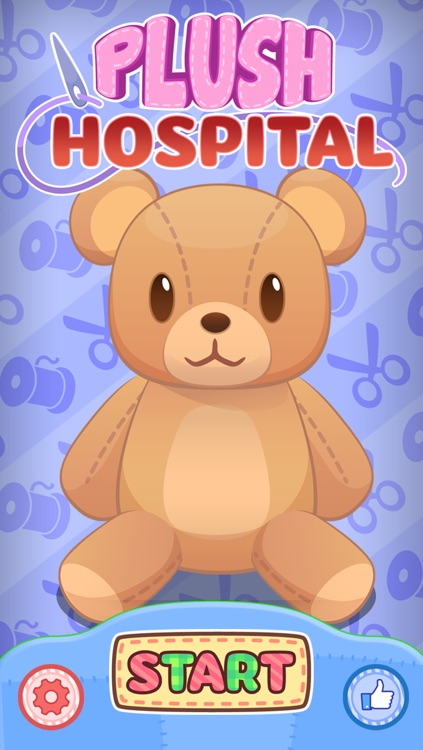 Plush Hospital - Teddy Bear and Pet Plushies Doctor Game for Kids screenshot-4