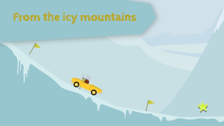 Tiny Car: Journey to the Sea screenshot-1