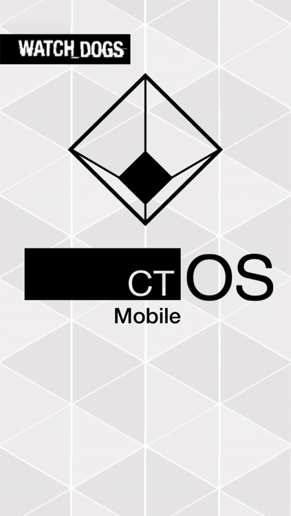 Watch_Dogs Companion: ctOS Mobile