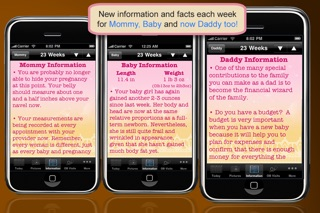 iPregnancy (Pregnancy App) screenshot three