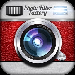 Photo Filter Factory - Vintage Camera + Lens FX + Picture Frame Border + Caption and Pic Editor for Instagram FREE