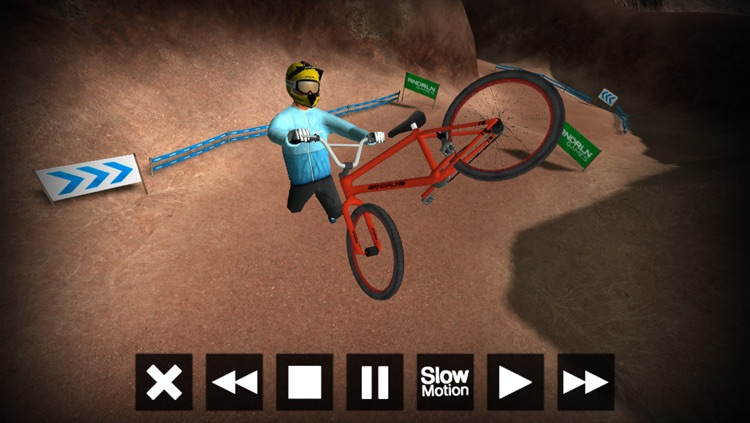 DMBX 2 - Mountain Bike and BMX screenshot-3