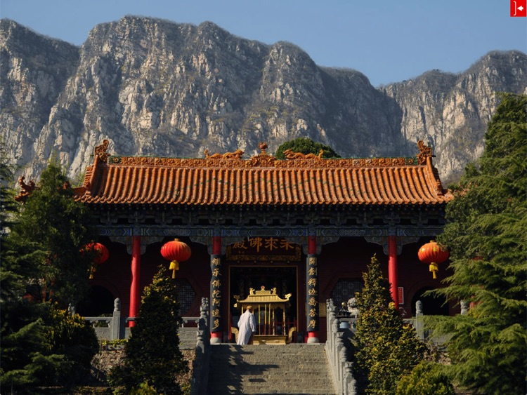 Song Mountain's Shaolin Temple
