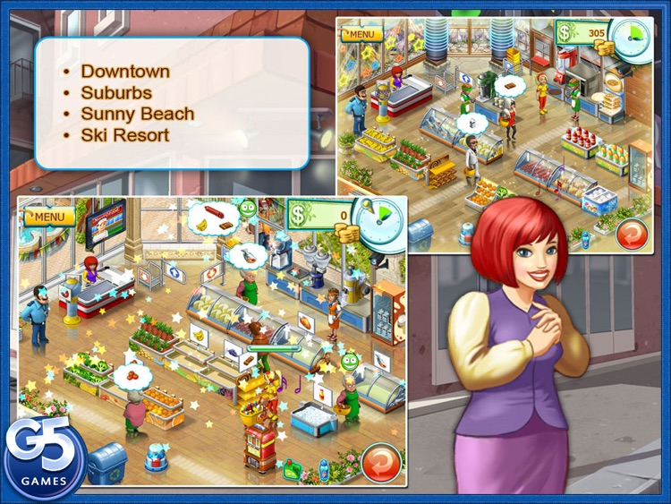 Supermarket Mania® 2 HD (Full) screenshot-3