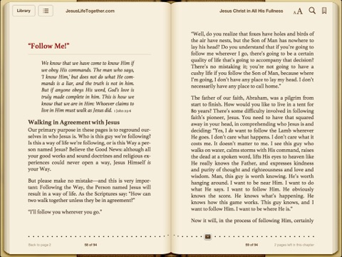 Jesus In His Fullness By Jesuslifetogether On Ibooks