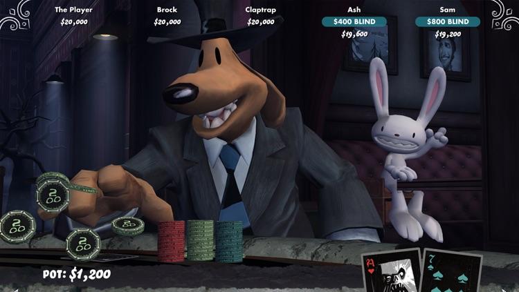 Poker Night 2 screenshot-3