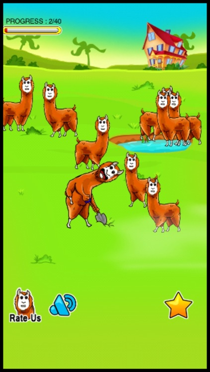 Alpaca Dash - an the branch jump evolution begins screenshot-3