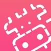 表情文字集 Lite ‐ あなただけのカスタマイズキーボード ‐ 自分でたくさんの文字顔を作って友達に送ろう。 - iPhoneアプリ