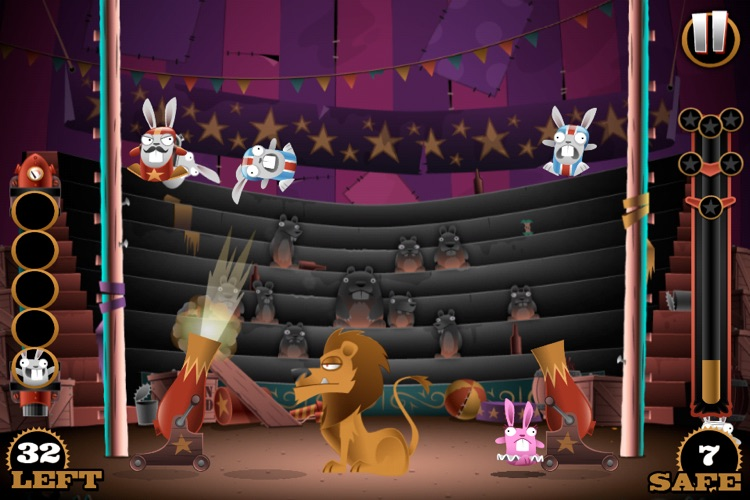 Stunt Bunnies Circus screenshot-1