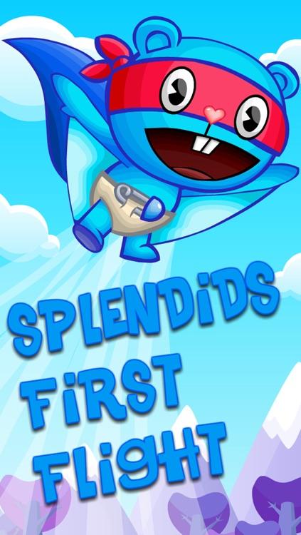 Splendids First Flight - Happy Tree Friends Edition