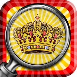 Hidden Objects : Hidden Object : Crown
