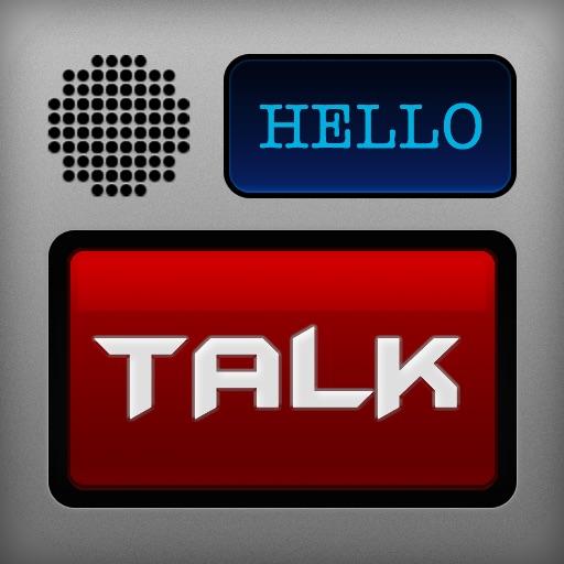 Type n Talk Deluxe! icon
