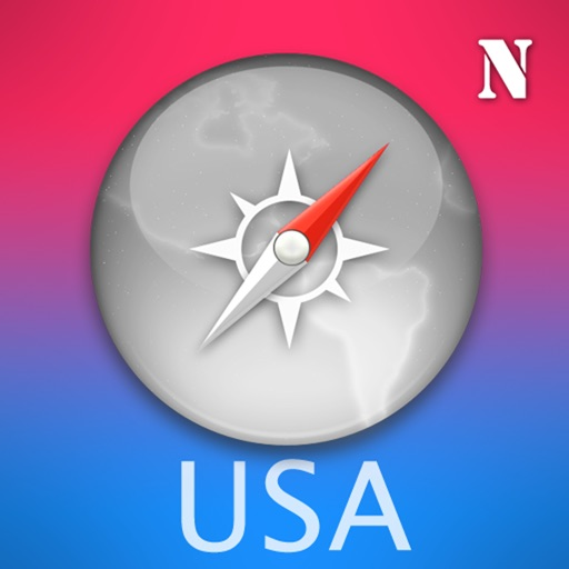 USA Travelpedia icon